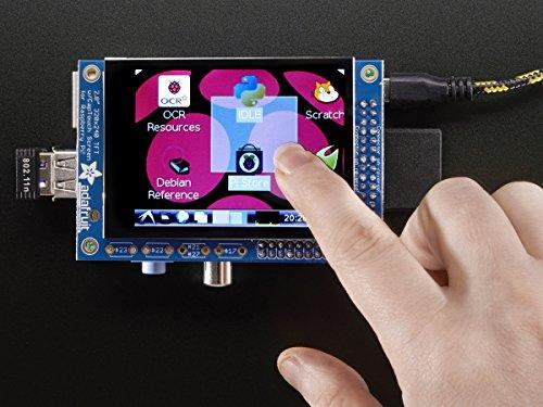 Adafruit PiTFT Mini Kit - 320x240 2.8