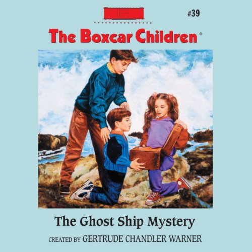 The Ghost Ship Mystery cover art