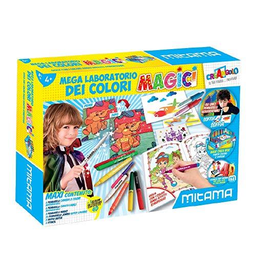 Mitama Creangular, Mega Laboratorio de los colores mágicos
