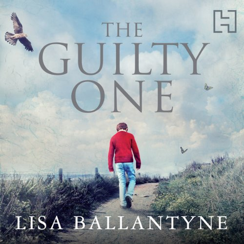 The Guilty One audiobook cover art