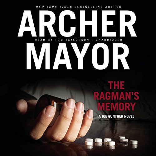 The Ragman's Memory: The Joe Gunther Mysteries, Book 7