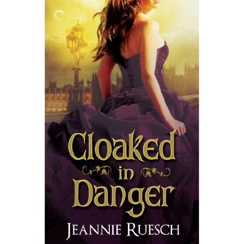 Cloaked in Danger cover art