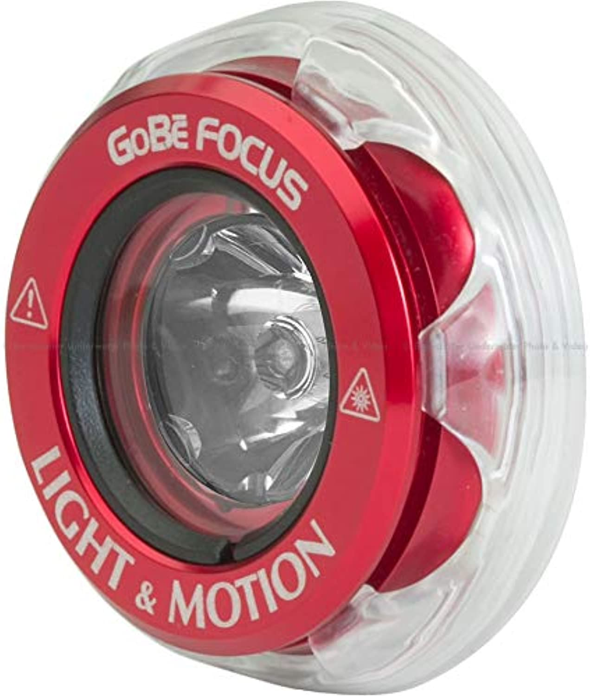 Light & Motion GoBe rot Spot Head - Lampenkopf