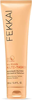 Sponsored Ad - FEKKAI Baby Blonde Leave-In Conditioner Air Dry Wave Perfecting Creme 5 oz