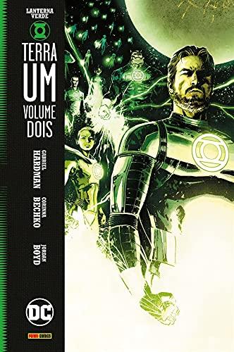 Lanterna Verde: Terra Um vol.02