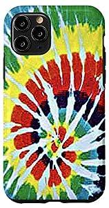 Tie-Dye Retro Color Swirl Groovy iPhone  Case