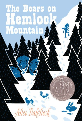 The Bears on Hemlock Mountain (Ready-For-Chapters) (English Edition)