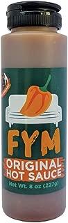 FYM Original Habanero Hot Sauce (8 oz)