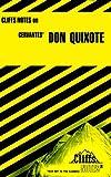CliffsNotes on Cervantes' Don Quixote (Cliffsnotes Literature Guides) - Marianne Sturman