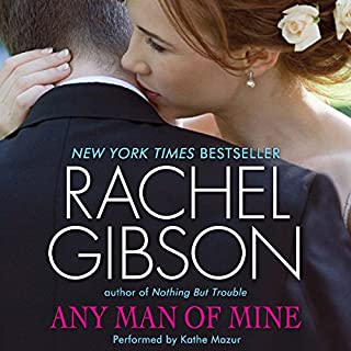 Any Man of Mine audiobook cover art
