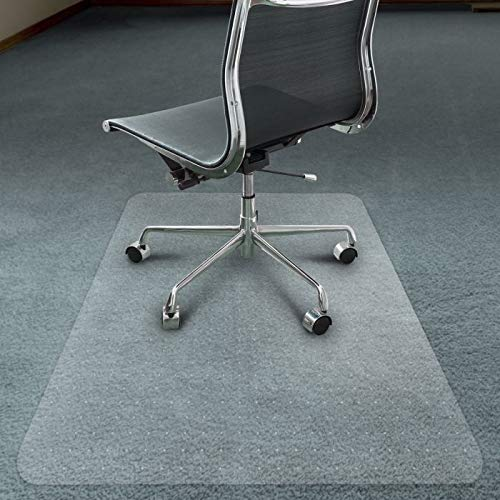 Dawsons Living PVC Office Floor Protector - Unrolled Chair Mat Suitable for...