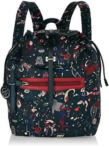 piero guidi Backpack, Zaino Donna, Nero (Nero Urban), 26x35.5x15 cm (W x H x L)