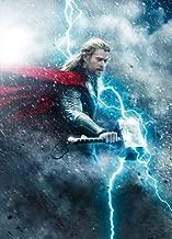 Thor: The Dark World (2013) 24X36 Movie Poster (THICK) - Chris Hemsworth, Natalie Portman, Tom Hiddleston