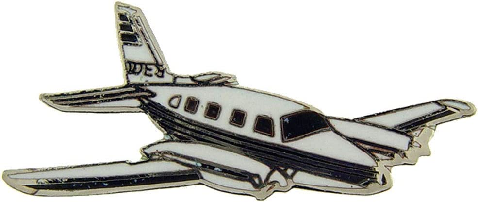 Piper Archer Civilian Aircraft Airplane Hat or Lapel Pin