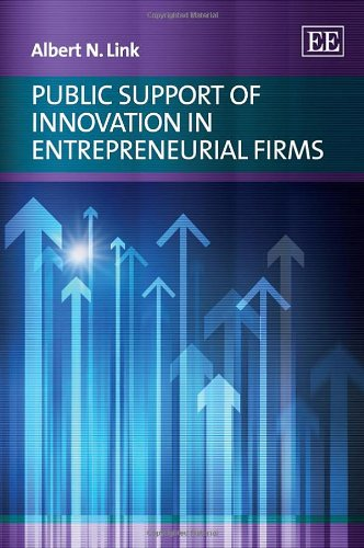 Public Support of Innovation in Entrepreneurial Firms