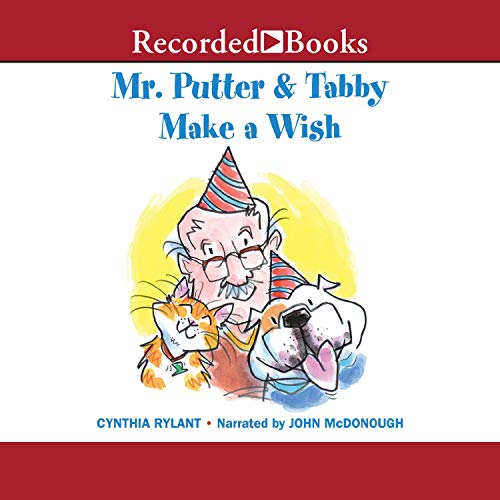 Mr. Putter and Tabby Make a Wish  By  cover art