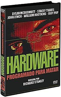 Hardware;Programado Para Matar  DVD 1990