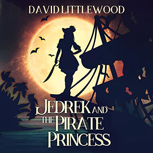 Jedrek and the Pirate Princess cover art