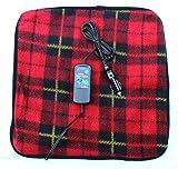 Car Cozy 2 12-Volt Heated Mini Travel Blanket