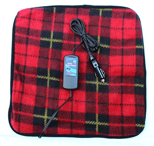 Car Cozy 2 12-Volt Heated Mini-Blanket