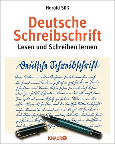 Deutsche Schreibschrift: Lehrbuch