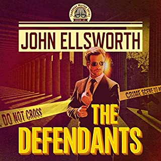 The Defendants (Thaddeus Murfee Legal Thrillers) audiobook cover art