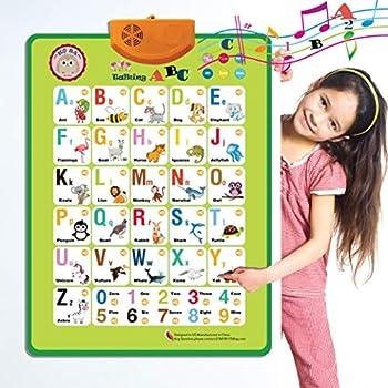 Kosa Electronic Interactive Alphabet Wall Chart