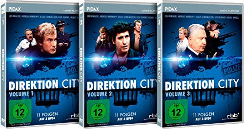 Gesamtedition (9 DVDs)