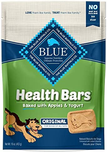 Blue Buffalo Blue Apple And Yogurt Health Bar Bag 16 Oz product image