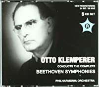 Beethoven: Symphonies, Nos. 1-9 [Box Set] by Philharmonia Orchestra (2011-01-17)
