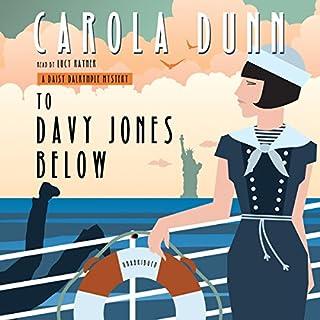 To Davy Jones Below audiobook cover art