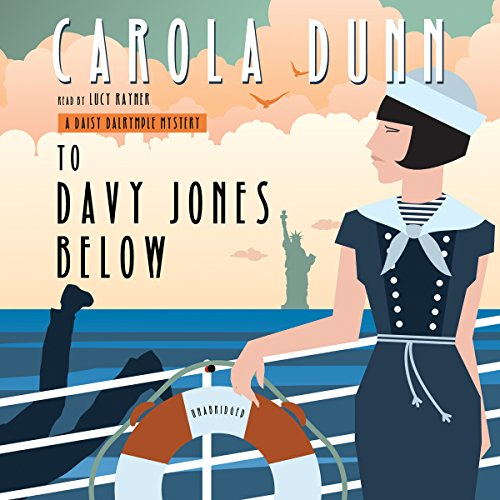 To Davy Jones Below audiobook cover art