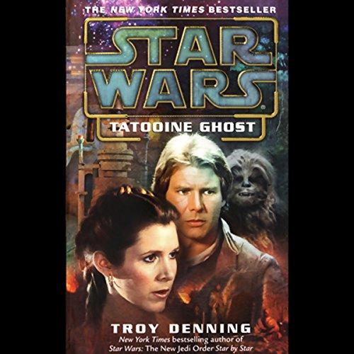 Star Wars: Tatooine Ghost cover art