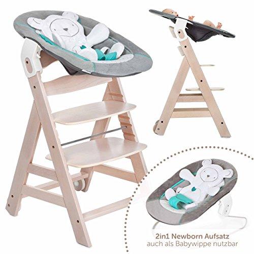 Hauck Beta Plus Neugeborenen Set mit Liegefunktion - 2