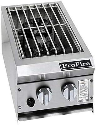 Amazon.com: Coyote 24 inch quemador de alimentación ...