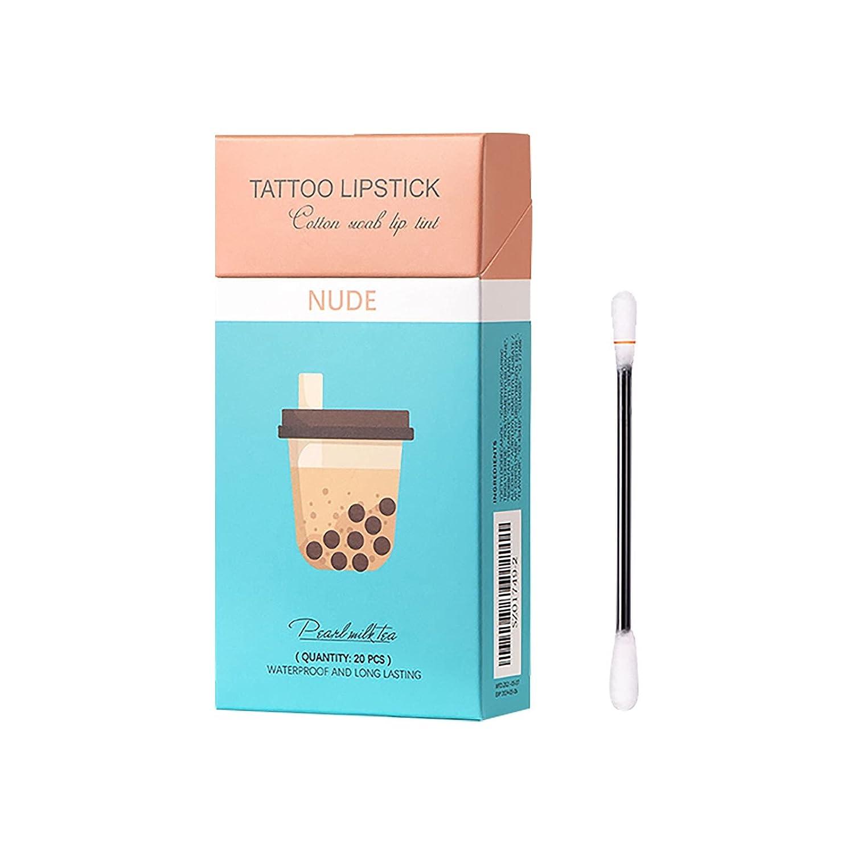 Lip Glaze free Cotton Swab Gloss Dyed Case Cigarette Li High quality new