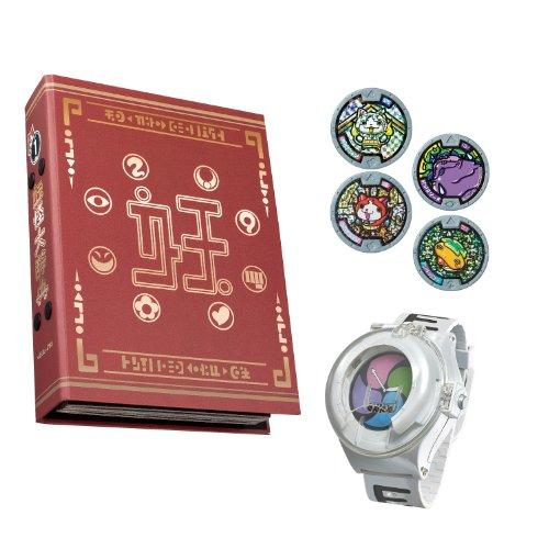 Yokai Watch Volume 1 Special Set Dx Kai Watch and the Great Yokai Dictionary