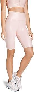 Rockwear Activewear Women's Sparkle Shimmer Bike Short Petal 8 from Size 4-18 for Bike Shorts Bottoms Leggings + Yoga Pant...