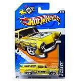 Hot Wheels 2012-148 HW Performance 8 Crate YELLOW...