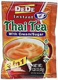 Best Thai Teas - Unknown DEDE Instant Thai Tea Drink with Review