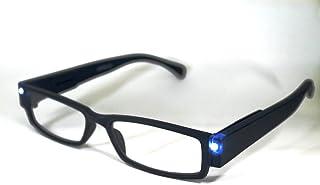 0d492b4a24 Gafas con Luz Led Lupoos montura color azul