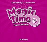 Magic Time 1 Class CD