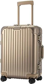 [ リモワ ] RIMOWA オリジナル キャビン 35L 4輪 機内持ち込み スーツケース キャリーケース キャリーバッグ 92553034 Original Cabin 旧 トパーズ [並行輸入品]