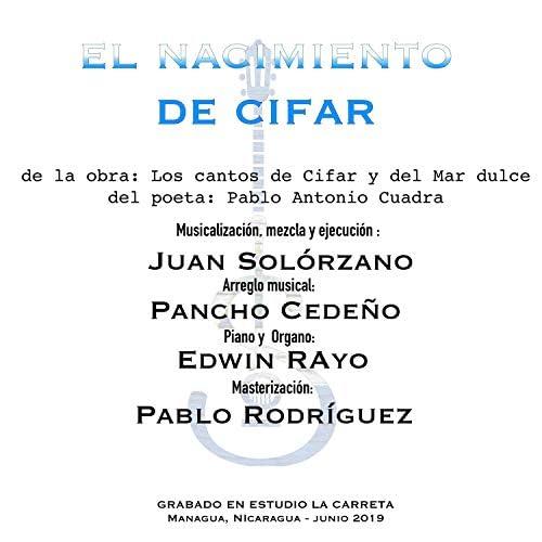 Juan Solórzano - Nicaragüense