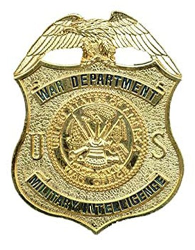 Military Intelligence Badge