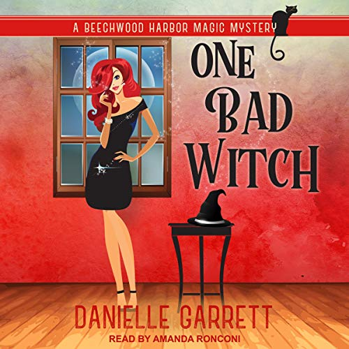 One Bad Witch cover art