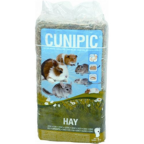 CUNIPIC - Heno para roedores Fibra 1 kg