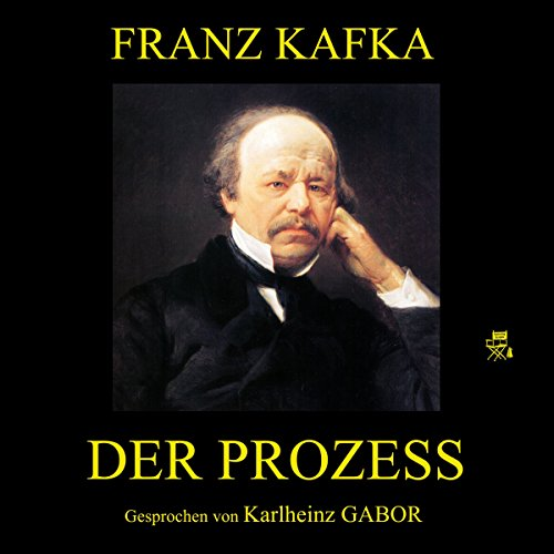 Der Prozess audiobook cover art
