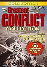 Victory At Sea Complete Series , Great Campaigns Of WWII - 50 Episodes , Great Battles Of WWII - 15 Documentaries : Total 11 Disc Set - 2879 minutes
