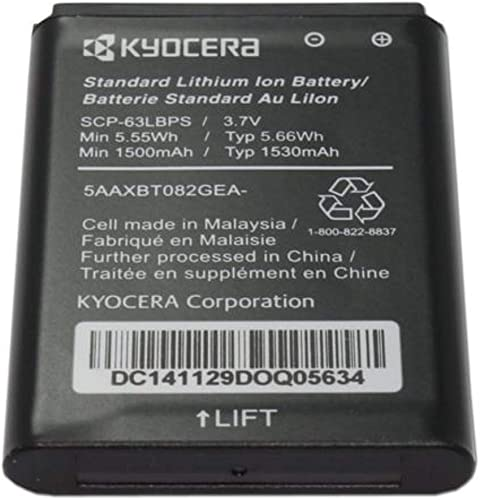 wholesale SCP-63/9LBPS Compatible Battery popular for 2021 Kyocera E4610 outlet online sale